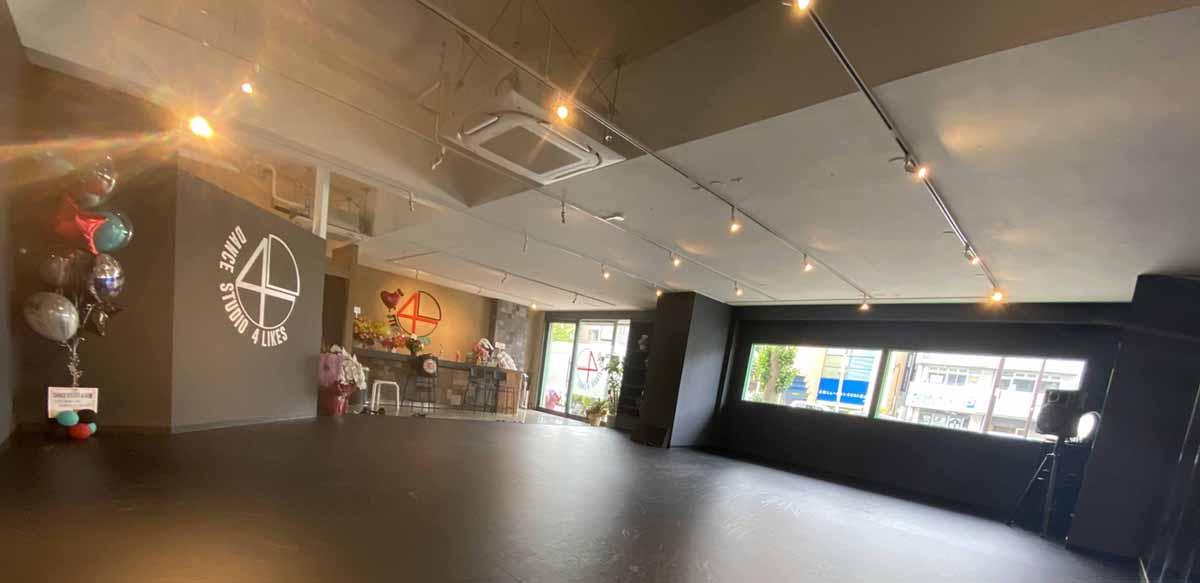 多摩のダンススクール DANCE STUDIO 4LIKES